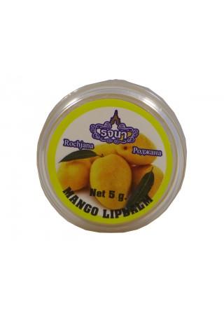 Бальзам для губ с манго