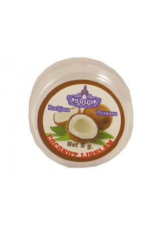 Бальзам для губ с кокосовым маслом